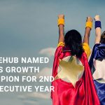 ScaleHub named FOCUS Growth Champion for 2nd consecutive year